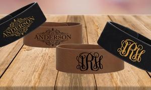 Cabanyco: Fino a 4 braccialetti unisex personalizzabili offerti da Cabanyco (sconto fino a 75%)