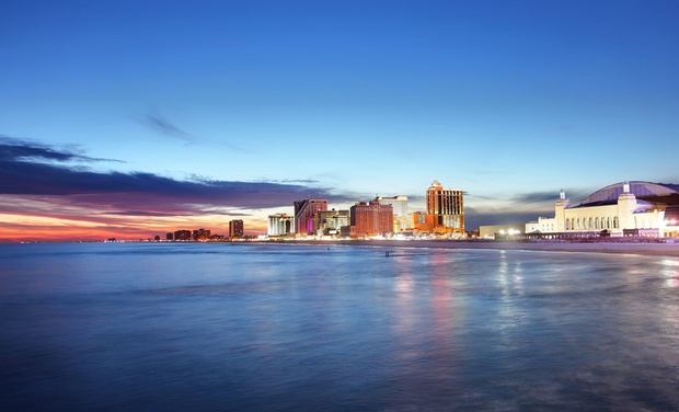The Claridge Hotel Atlantic City Nj Stay With Optional Welcome Drinks Daily