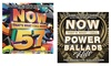 NOW That's What I Call Music! 57 or Power Ballads Hits