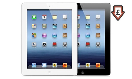Refurbished Apple iPad 2 16GB, 32GB or 64GB WiFi or WiFi + 3G Cellular With Free Delivery