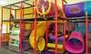 Parkland Fun Warehouse - Stony Plain: Admission for Two or Four Children or 5- or 10-Visit Pass to Parkland Fun Warehouse (Up to 52% Off)