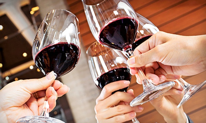 Captain's Walk Winery - Downtown: Wine Tasting for 2 or 4, or a Tasting Party for Up to 12 at Captain's Walk Winery (Up to 50% Off)