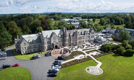 Co. Mayo: 1 or 2 Nights for Two with Breakfast, Dinner, Bubbly and €30 Spa Credit at Breaffy House Hotel
