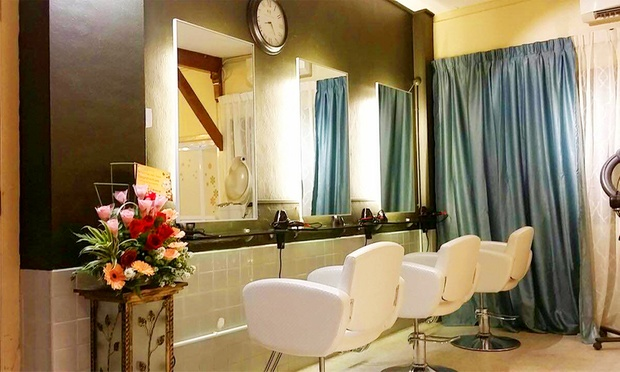 Perfect ten hair salon penang deal of the day groupon penang for A perfect 10 salon
