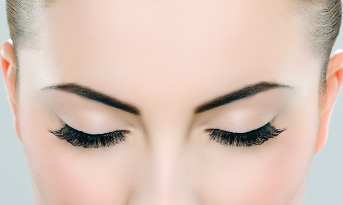 Bombshell Studio 102 - Select Salon Studios: 2 or 4 Eyebrow Waxes, or a Waxing Package for the Brows, Lips, and Chin at Bombshell Studio 102 (Up to 52% Off)