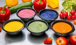 Zupny detoks – dieta oczyszczająca zupami: 3 dni za 149,99 zł i więcej opcji z firmą Fit by Nature Zdrowie z Natury