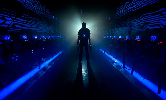 2h de laser game en illimité et boisson pour 1, 2, 3, 4, 5 ou 6 personnes dès 18,90 € au Laser Game Evolution Paris 14e