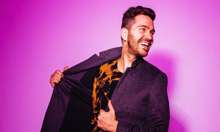 Andy Grammer on Friday, October 12, at 8 p.m.