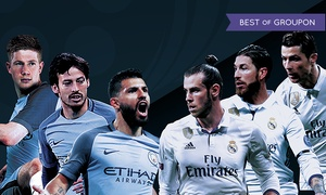 Presale: International Soccer – Real Madrid vs. Manchester City at International Champions Cup Soccer Match: Manchester City vs. Real Madrid , plus 9.0% Cash Back from Ebates.