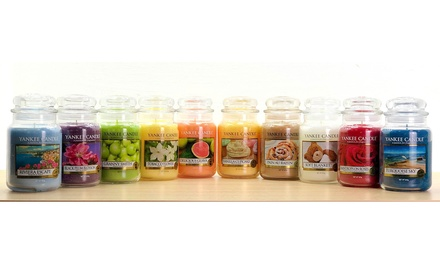 Yankee Candle Assorted Classic Large Jar