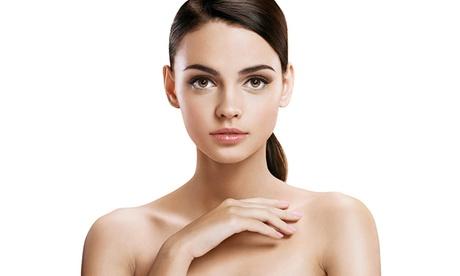 Klassische Gesichtsbehandlung inkl. Hyaluron oder Kollagen im Zentrum für apparative Kosmetik Terma in Ahlen