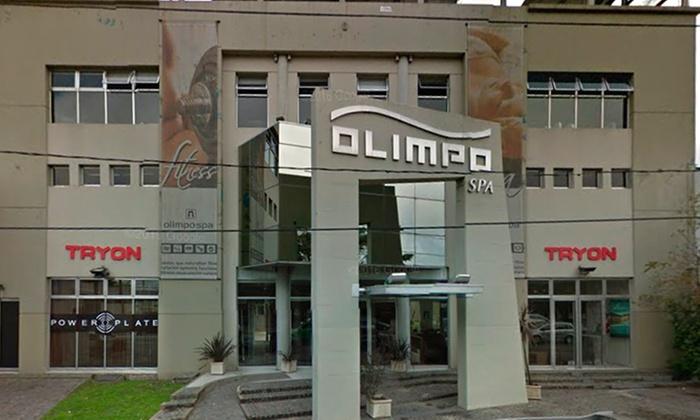 Olimpo Spa - La Plata: Desde $249 por pase libre a circuito hídrico para uno + infusiones y frutas con opción a masaje en Olimpo Spa