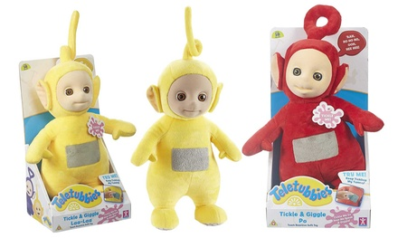 Teletubbies Laugh & Giggle Plush Toy