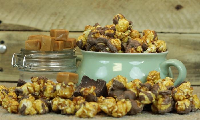 Cassie's Gourmet Popcorn - Hurst: $5 for $10 Worth of Gourmet Food — Cassie's Gourmet Popcorn