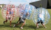 Project Bubble Sports - Edmonton: Bubble Sports Introduction Package (6 Bubbles) at Project Bubble Sports (40% Off)