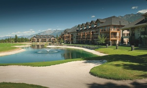 4-Star Resort in the Canadian Rocky Mountains at Bighorn Meadows Resort, plus 6.0% Cash Back from Ebates.