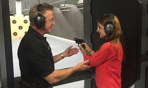 Up to 51% Off Gun-Range Package or Class at FRC Range & Safety Training Center, plus 6.0% Cash Back from Ebates.