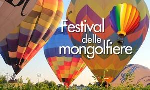 Festival delle Mongolfiere a Firenze: Festival delle Mongolfiere: ingresso per 2 o 3 persone - Ottobre e novembre a Firenze (sconto fino a 39%)