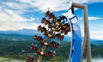 Two- or Three-Day Tickets at Dollywood and Dollywood's Splash Country (Up to 11% Off). Four Options Available.