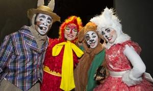 """Stripulia Teatro Eventos e Animação Cultural: """"Os Saltimbancos"""" –Teatro Módulo"""
