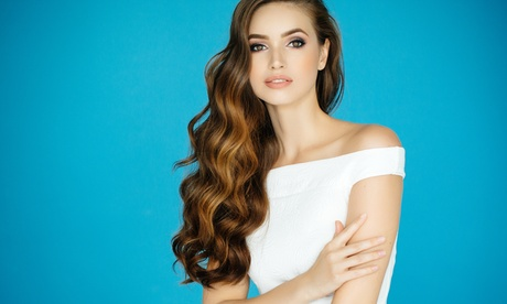 Cut and Blow-Dry with Conditioning and Optional Colour at ICON Hair and Beauty (Up to 34% Off)