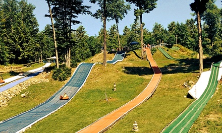 Two Hours of Slide-Park Tubing for Two or Four at Tubby Tubes (Up to 55% Off)