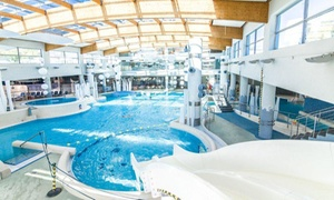 Aqua Spa Sopot: Sauna i baseny bez limitu: bilet wstępu (od 44,99 zł) z zabiegami (od 124,99 zł) w Aqua Spa Sopot -50%)