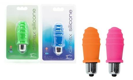 Climax Silicone Vibrating Bullet Collection 99b3df68-440b-11e7-8e82-00259060b5da
