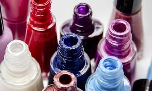 Lulu Beauty Bar: A Manicure and Pedicure from LuLu Beauty Bar (52% Off)