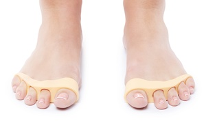 NatraCure Gel Toe Separators (1 Pair)