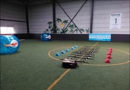 Arc Attac: 1h d'Archery Game pour 10 à 20 personnes avec photos et vidéo des sessions à 160 € avec Arc Attac