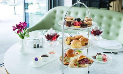 Afternoon Tea for Two or Four at Honest Lawyer (Up to 55% Off)