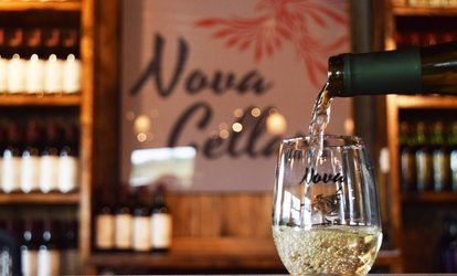 Winery Experience for Two or Four at Nova Destinations (Up to 49% Off)