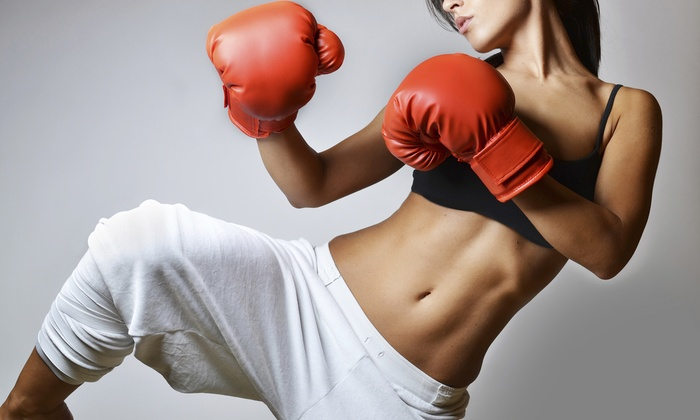 WKF Fitness  - Sweetwater Groves: 5 or 10 Kickboxing Classes at WKF Fitness (Up to 86% Off)