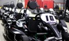 Pioneer Valley Indoor Karting - Northampton/Hatfield: One or Two Races for Two or Four at Pioneer Valley Indoor Karting (Up to 50% Off)