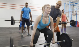 CrossFit Untouchable: One or Two Months of Unlimited CrossFit Classes at CrossFit Untouchable (Up to 74% Off)