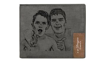 Personalised Engraved Wallet
