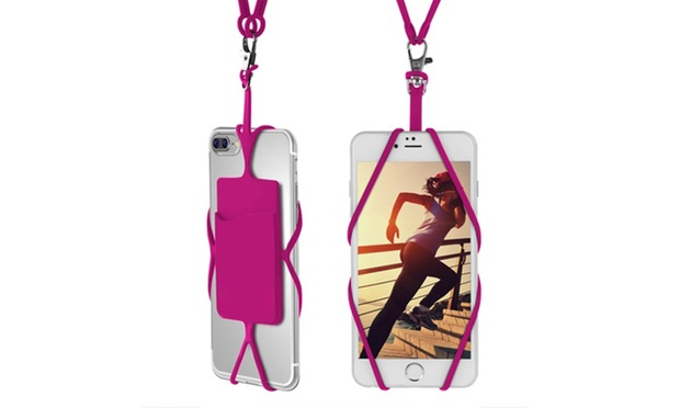 Universal Smartphone Lanyard Necklaces: Two ($9.95) or Four ($14.95)