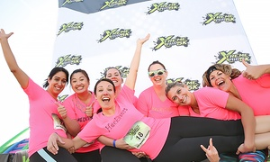 Xtreme Air 5K: Entry for One or Two to Xtreme Air 5K Obstacle Race on August 27 (Up to 38% Off)