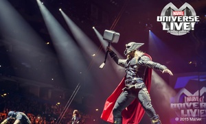 "Marvel Universe Live!: ""Marvel Universe LIVE!"" on February 13 or 14"