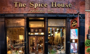 The Spice House: Chicago Ethnic Neighborhoods Spice Blends Box or a Grill and Barbecue Gift Box from The Spice House (40% Off)