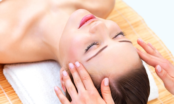 Axis Salon... - Redmond: Two 60-Minute Spa Package with Facials at Axis Salon (18% Off)
