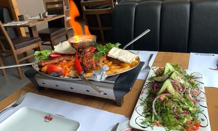 Türkisches 4 Gänge Menü für 2 oder 4 Personen im Tandir Restaurant (bis zu 50% sparen*)
