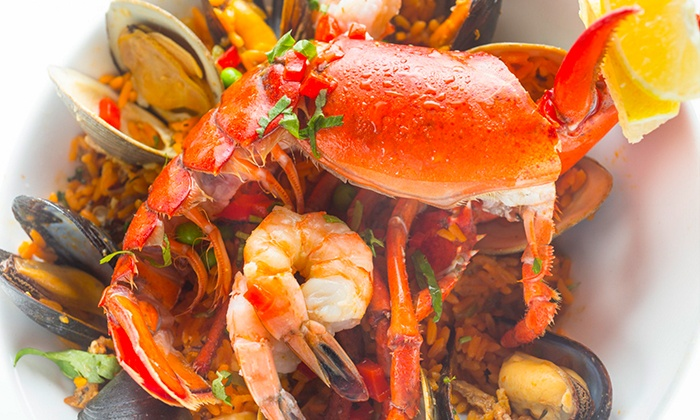 Don Coqui on the Water - New York: Prix-Fixe Puerto Rican Meal with Wine or Sangria for Two at Don Coqui on the Water (Up to 50% Off)