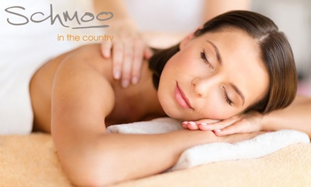 ThreeTreatment Spa Pamper Package at Schmoo in the Country at 4* Hilton Puckrup Hall