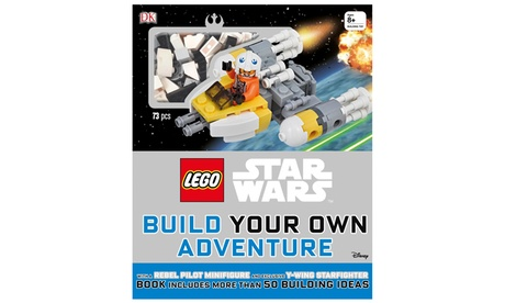 Star Wars LEGO Build Your Own Adventure Book