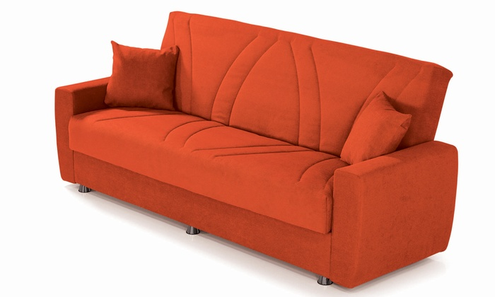 Divano letto ashley groupon for Groupon divano letto