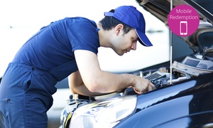 Ceylon Automotive: Full Car Service with Warrant of Fitness for One ($49) or Two ($95) at Ceylon Automotive, Penrose (Up to $378 Value)