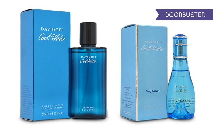 Davidoff Cool Water Eau de Toilette for Men or Women