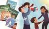 The Story Tailors: 1, 2, 3, 5 ou 10 livres pour enfants personnalisés, dès 9,99 €